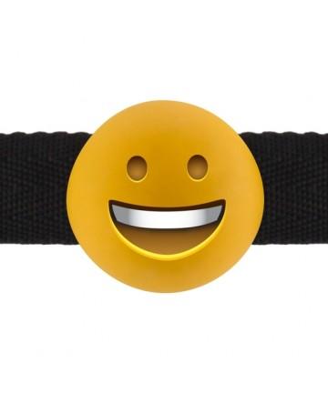 SMILEY EMOJI MORDAZA