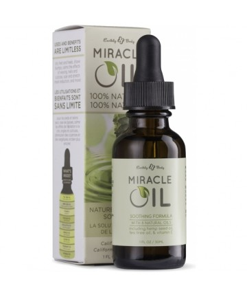 EARTHLY BODY MIRACLE OIL 30ML