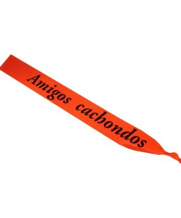 BANDA NARANJA AMIGOS CACHONDOS