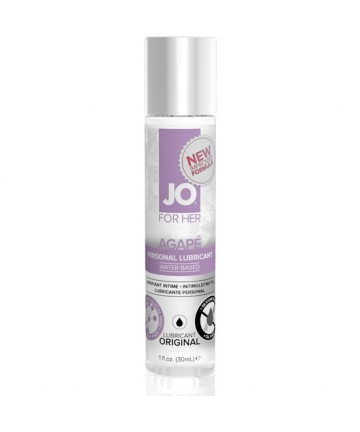 JO FOR WOMEN LUBRICANTE AGAPE 30 ML
