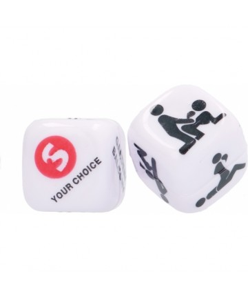 TAKE THE GAMBLE SEX DICE