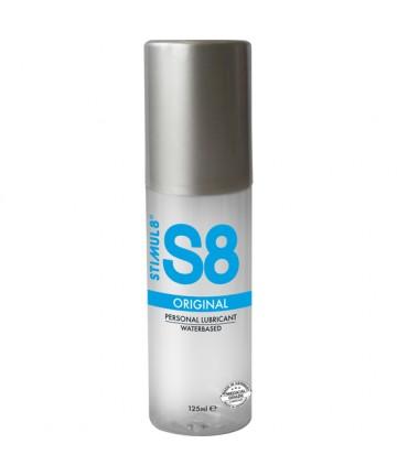 S8 LUBRICANTE BASE DE AGUA 125ML