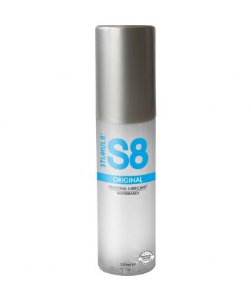 S8 LUBRICANTE BASE DE AGUA 250ML