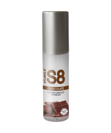 S8 LUBRICANTE SABORES 125ML CHOCOLATE