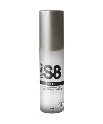 S8 LUBRICANTE SILICONA PREMIUM 50ML