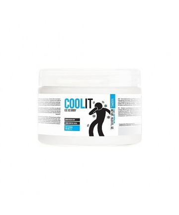 COOL IT ICE ICE BABY LUBRICANTE BASE AGUA 500ML