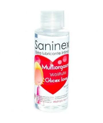 SANINEX GLICEX MULTIORGASMIC WOMAN LOVE 4 IN 1 100ML