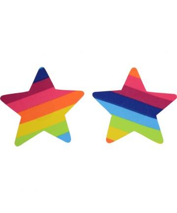 CARAMEL NUIT PEZONERAS RAINBOW STAR MULTICOLOR