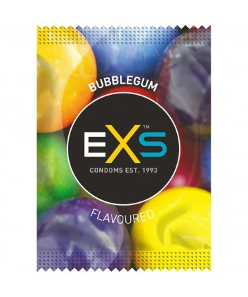 EXS SABOR CHICLE 100 PACK