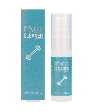 ANTIBACTERIAL FITNESS CLEANER DISINFECT 80S 15ML