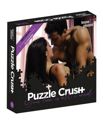PUZZLE CRUSH YOUR LOVE IS ALL I NEED 200 PC