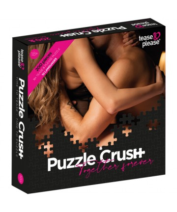 PUZZLE CRUSH TOGETHER FOREVER 200 PC