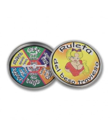 RULETA DEL BESO TRAVIESO