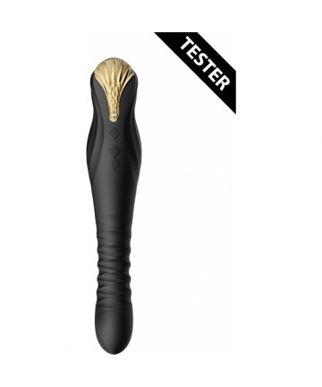 TESTER KING VIBRATING THRUSTER NEGRO
